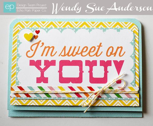 Gift Card Holder by Wendy Sue Anderson