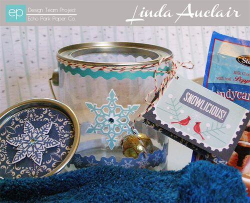 Gift Jar by Linda Auclair