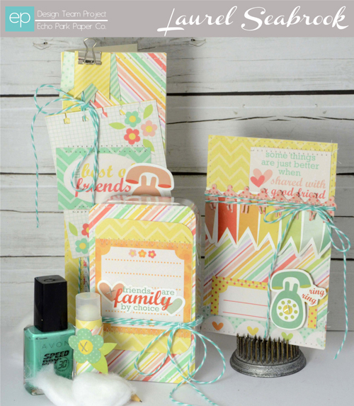 Sleepover Kit by Laurel Seabrook