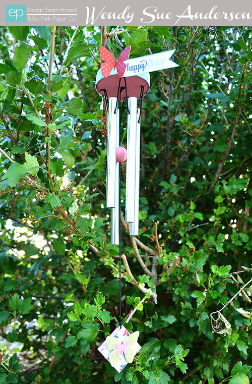 Wind Chimes by Wendy Sue Anderson