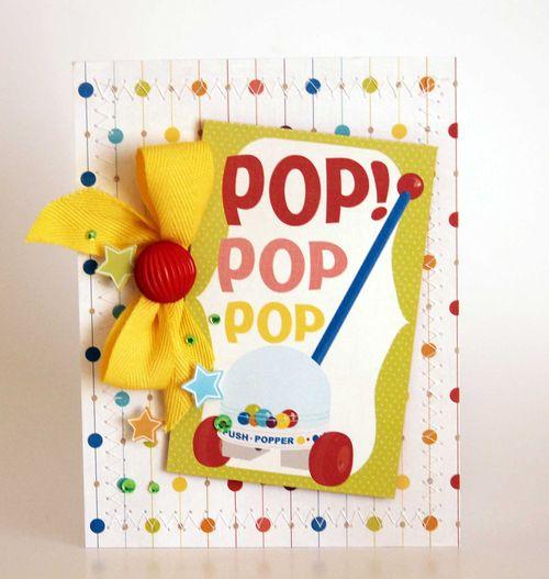 Cards: Pop-Pop-Pop-Card