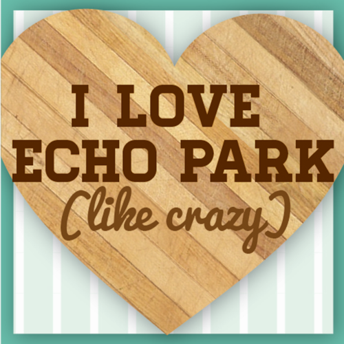 Echo Park Crazy Love Blinkie